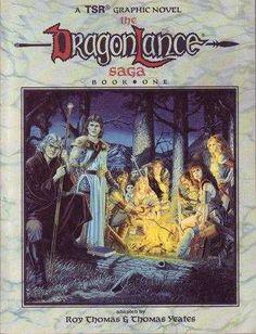 Dragonlance Saga #1 - Book One (Issue)