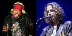 "awesome Guns N' Roses Pay Tribute to Soundgarden's Chris Cornell With ""Black Hole Sun"": Watch"