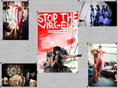 <p>We spoke with Christian Joy, the visual force behind the fantastical costumes of Karen O's psycho-opera, <i>Stop the Virgens</i>.</p>