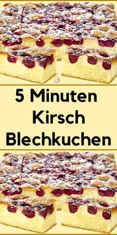 Cake Recipes, Dessert Recipes, Desserts, Quick Dessert, Kenwood Cooking, German Baking, Gateaux Cake, Food Categories, Bratwurst