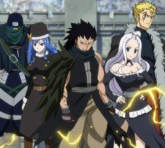 Fairy Tail Team B Grand Magic Games MangaGrounds - Read Fairy Tail Manga Online | Fairy Tail Forums