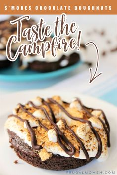 Best Dessert Recipes, Easy Desserts, Cookie Recipes, Delicious Desserts, Delicious Breakfast Recipes, Desert Recipes, Cupcake Recipes, Chocolate Donuts, Chocolate Desserts