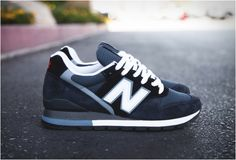 New Balance M996ST, hey that's my shoe! Ngek ngek!