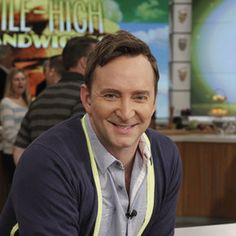 Clinton Kelly's Slow Cooker Pork Picnic Sandwiches! #TheChew