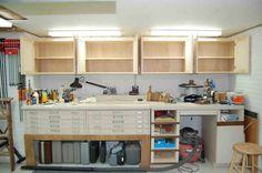 Furniture, DIY Garage Shelves 2: DIY Shelving Tips for Bookshelves
