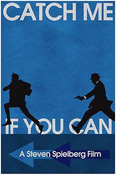 Frank Abagnale Comes Back Ending scene from Catch Me If You Can movie. The drama film stars Leonardo DiCaprio, Tom Hanks, and Christopher Walken. Best Movie Posters, Minimal Movie Posters, Cinema Posters, Movie Poster Art, Poster S, Old Film Posters, Vintage Cartoons, Vintage Films, Vintage Horror