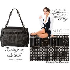 """""""All about the Details - Miche Luxe Prima Montreal"""" by miche-kat on Polyvore Miche Luxe Prima Montreal  http://www.simplychicforyou.com/ #michebag #Micheluxe"""