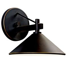 Use 2 for vanity lighting?  Ripley Wall Sconce by Kichler at Lumens.com