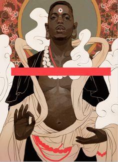 Third Eye - Kendrick Lamar Tribute by contraomnes.deviantart.com