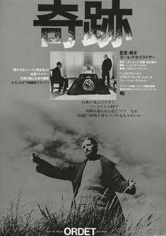 Ordet Denmark, 1955 Director: Carl Theodor Dreyer