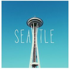 S is for Seattle (my favorite place I have every lived) #HipmunkBL