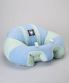 Hugaboo infant support seat - Blue Green