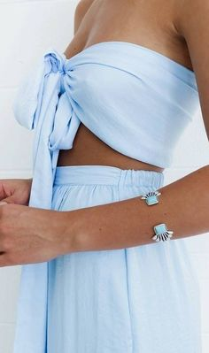 #summer #mishkahboutique #outfits | Baby Blue Set