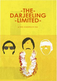 The Darjeeling Limited {Film Taking Place In India}
