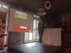 BookMachine Nights London: How to build a community