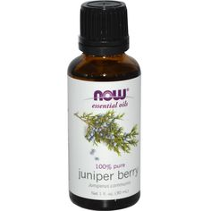 Juniper Berry Oil Use as astringent. Kills bacteria, tones/firms skin, rejuvenates. Used for acne, eczema, oily skin, psoriasis, cellulite, fluid retention. Used to help with kidney stones and inability to pass urine. Mix with carrier oil.