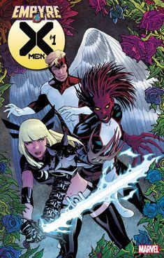 Empyre: X-Men Brings Marvel's Mutants Into The Cosmic Conflict – Xavier Files - Top-Trends Marvel Vs, Marvel Comics, Captain Marvel, Adam Warlock, X Men, Mike Deodato, Psylocke, Gi Joe, Wolverine