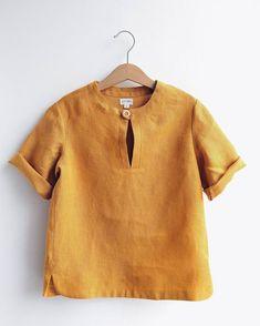 Linen tunic for a boy T-shirt for toddler beach boy linen Baby Boy Fashion, Kids Fashion, Gothic Fashion, Baby Boy Outfits, Kids Outfits, Kids Wear Boys, Raglan Pullover, Toddler Beach, Linen Tunic
