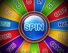 Bonus wheel for online casino