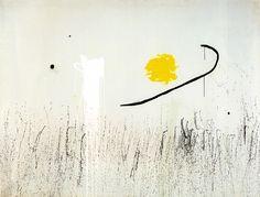 Joan Miro  L'espoir du condamné à mort III (1974)