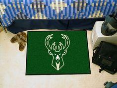 The Milwaukee Bucks NBA Starter Mat