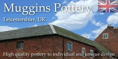Money Boxes | hand-made pottery from Muggins Pottery in Leicestershire - wedding gifts, birthday presents, christening presents and anniversary gifts.