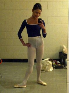 Yumiko leotard in the marieke style with three quarter length sleeves Ballet Fashion, Tiny Dancer, Ballet Beautiful, Ballet Costumes, Dance Leotards, Sweet Sixteen, Tight Leggings, Dance Outfits, Excercise