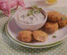Rezept Gurkendip für Hähnchen-Nuggets von Beareh - Rezept der Kategorie Saucen/Dips/Brotaufstriche
