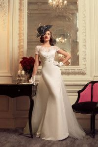 Tatiana bridal dress 50 bmodish