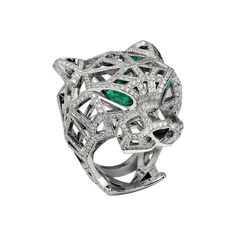 Panthère de Cartier Ring Absolutely gorgeous ;)