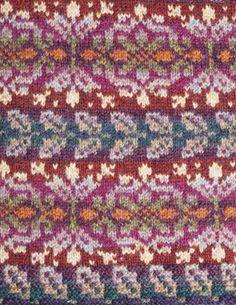 Alice starmore fairisle patterns - Google Search