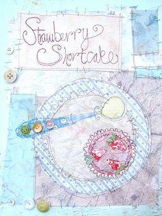 Strawberry Shortcake by priscilla jones, via Flickr