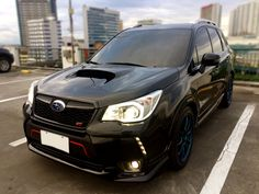 2016 custom Subaru Forester