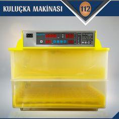 Kuluçka Makinası | 112 lik Hobi Kuluçka Makinası ve Fiyatları | Kuluçka Makinası