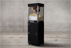 Great for the man cave too...Home Theater Popcorn Machine