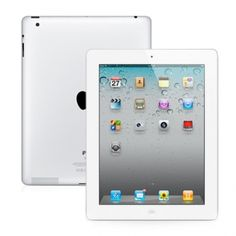 APPLE IPAD2 32GB WIFI WHITE la Pret Beton - Laptop / tablete Apple