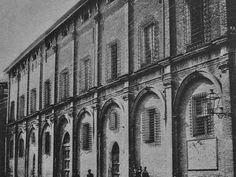 1917 Vg Forl Piazza Vittorio Emanuele Evidente