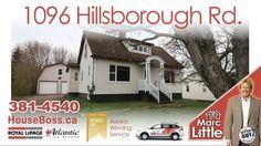 Moncton Real Estate  1096 Hillsborough Road