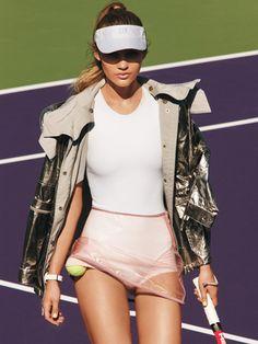 Grand Slam: Tennis-Inspired Fashion For Summer | TeenVogue.com