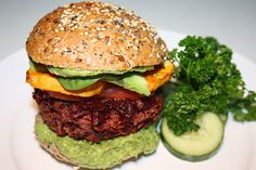 It's Monday, and that means you should try going meatless. Here is a great versatile vegan burger that is 100% goodness. This burger can be enjoyed and eaten by anyone, even your meat-loving friends. It's a burger that brings so much flavor and endless nutrients. The main ingredient, beets, contain an array of potent micronutrients and phyto-compounds that have been shown to help reduce your blood pressure if too high, improve your stamina when exercising, fight inflammation, and provide…