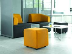 B-Free Modular Office Furniture & Lounge Seating - Steelcase Modular Furniture, Office Furniture, Modular Office, Lounge Seating, Learning Spaces, Ground Floor, Game Room, Floor Chair, Armchair