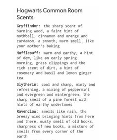 i'd be in absolute heaven i love the smell of cut grass and dirt man i love being a hufflepuff