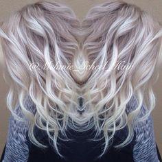 Ashy rooted platinum for @maddymomper . #rooted #balayage #rootedblonde #rootedplatinum #cincinnati #darrenandcosalon #shadowblonde #haircolor #hair #blonde #icequeen #frozenblonde #hairinspiration #platinumblonde #dimension #ohio #hairenvy #btcpics #modernsalon #cincinnatihair #melaniescheelhair  #hairstylist #haircolorinspo #blonde #blondehair