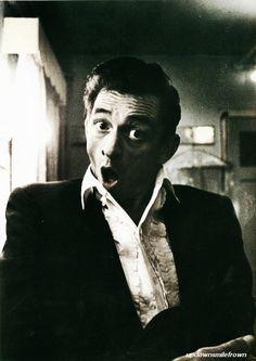Johnny Cash in London  by Jan Olofsson
