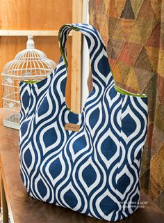 Hailey Bag PDF Patterns
