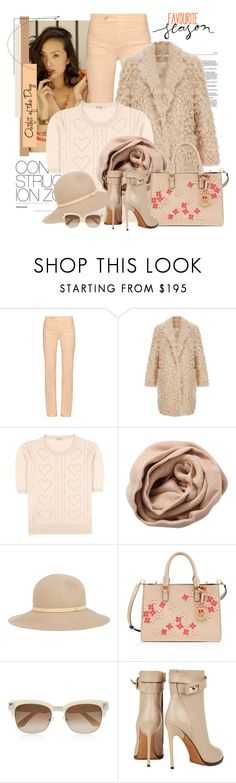 """""""Sem título #2465"""" by bellerodrigues ❤ liked on Polyvore featuring See by Chloé, Elizabeth and James, Miu Miu, Brunello Cucinelli, rag & bone, Henri Bendel, Valentino, Givenchy, Petit Bateau and women's clothing"""