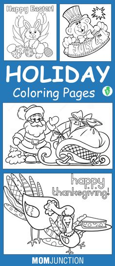 Flower Coloring Page for Spring - Kids Activities #printables ...