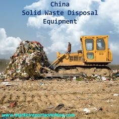 The report provides an in-depth analysis of the Solid Waste Disposal Equipment Market in China. It presents the latest data of the market size and volume, exports and imports, price dynamics and turnover in the industry.