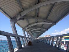 Pasarela puerto de Ibiza. www.concreta.biz