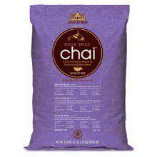 David Rio Orca Spice Sugar-free Chai, 3lb. Bag - http://teacoffeestore.com/david-rio-orca-spice-sugar-free-chai-3lb-bag/